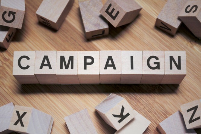 CAMPAIGN DEVELOPMENT | MANAGEMENT