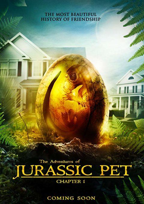 Jurassic Pet Poster