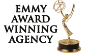 Emmy Award winning agency