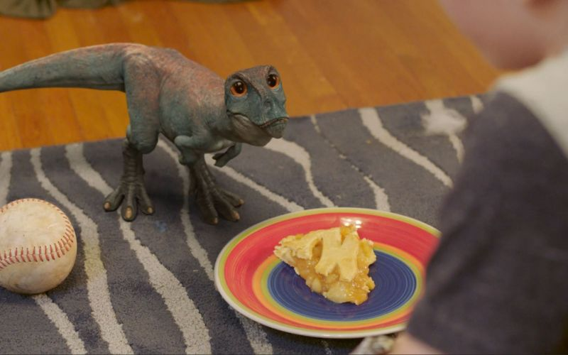 Animated Baby Dinosaur from the movie, Jurassic Pet, produced by Boiling Point Media