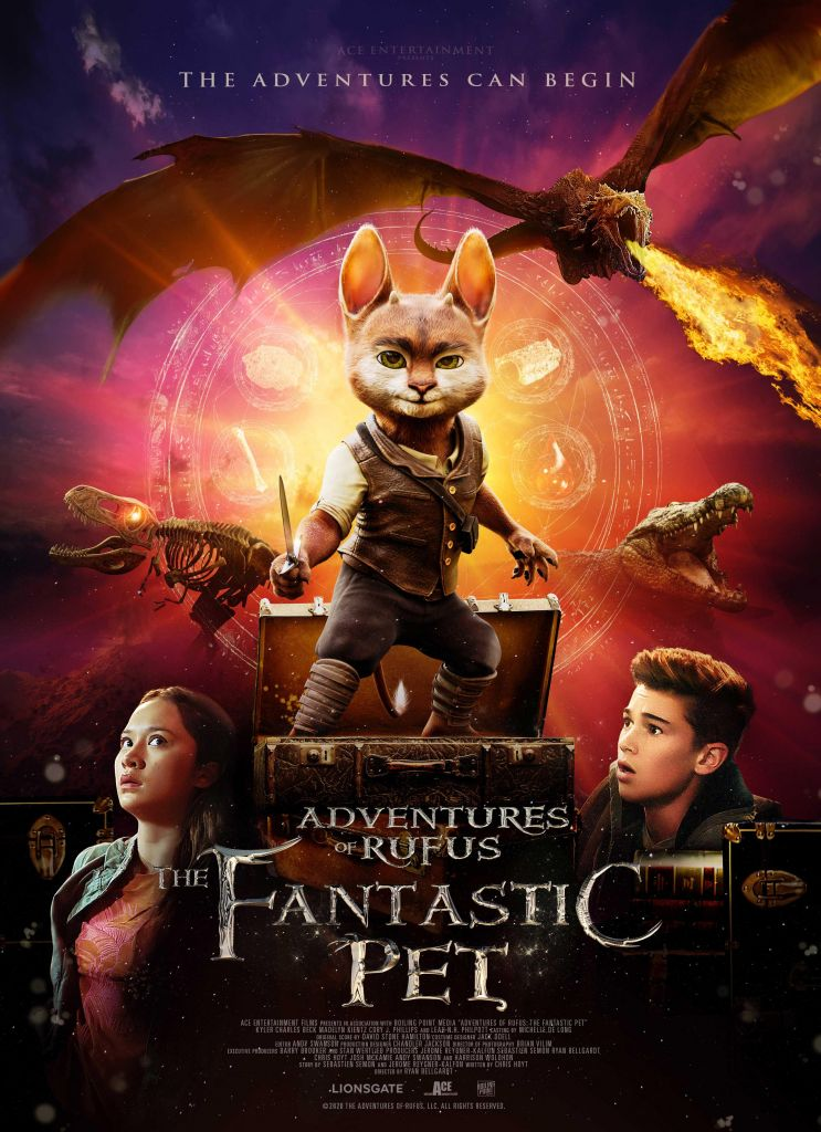 The Adventures of Rufus the Fantastic Pet 2020