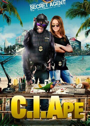 C.I.APE Film Poster